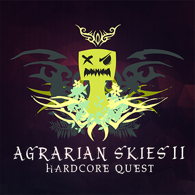 Agrarian Skies 2 - Logo